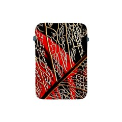 Leaf Pattern Apple Ipad Mini Protective Soft Cases