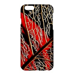 Leaf Pattern Apple Iphone 6 Plus/6s Plus Hardshell Case by BangZart
