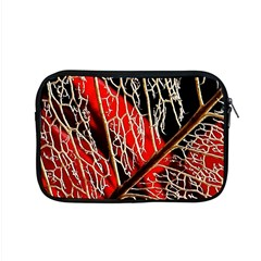 Leaf Pattern Apple Macbook Pro 15  Zipper Case