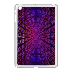 Matrix Apple Ipad Mini Case (white) by BangZart