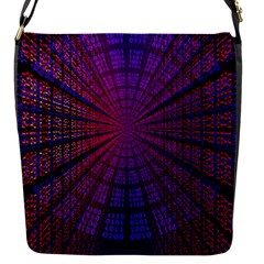 Matrix Flap Messenger Bag (s) by BangZart