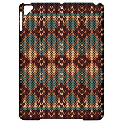 Knitted Pattern Apple Ipad Pro 9 7   Hardshell Case by BangZart