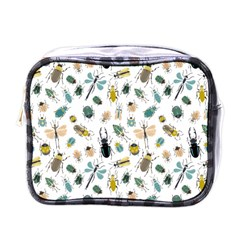 Insect Animal Pattern Mini Toiletries Bags by BangZart