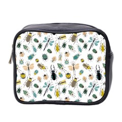 Insect Animal Pattern Mini Toiletries Bag 2 Side by BangZart