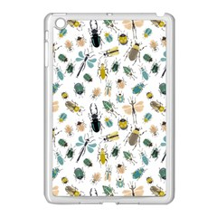 Insect Animal Pattern Apple Ipad Mini Case (white) by BangZart