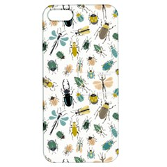 Insect Animal Pattern Apple Iphone 5 Hardshell Case With Stand