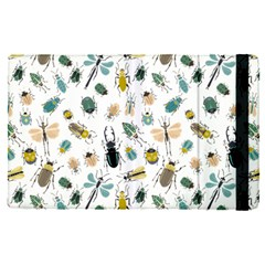 Insect Animal Pattern Apple Ipad Pro 9 7   Flip Case
