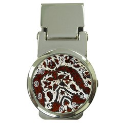 Javanese Batik Money Clip Watches by BangZart