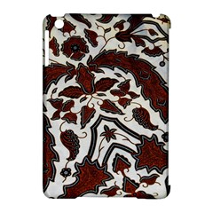 Javanese Batik Apple Ipad Mini Hardshell Case (compatible With Smart Cover) by BangZart