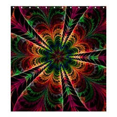 Kaleidoscope Patterns Colors Shower Curtain 66  X 72  (large)  by BangZart
