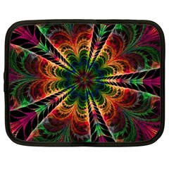Kaleidoscope Patterns Colors Netbook Case (xl)  by BangZart