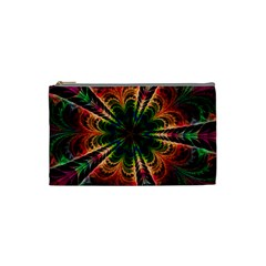 Kaleidoscope Patterns Colors Cosmetic Bag (small)  by BangZart