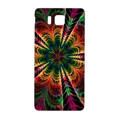 Kaleidoscope Patterns Colors Samsung Galaxy Alpha Hardshell Back Case by BangZart