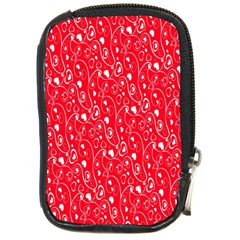 Heart Pattern Compact Camera Cases by BangZart