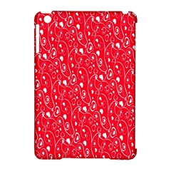 Heart Pattern Apple Ipad Mini Hardshell Case (compatible With Smart Cover) by BangZart