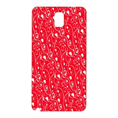 Heart Pattern Samsung Galaxy Note 3 N9005 Hardshell Back Case by BangZart