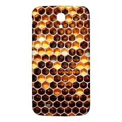 Honey Honeycomb Pattern Samsung Galaxy Mega I9200 Hardshell Back Case
