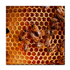 Honey Bees Face Towel
