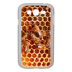 Honey Bees Samsung Galaxy Grand Duos I9082 Case (white) by BangZart