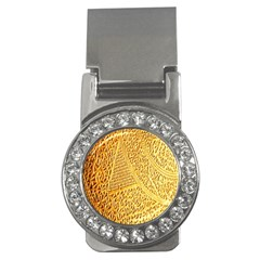 Gold Pattern Money Clips (cz)  by BangZart