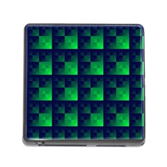 Fractal Memory Card Reader (square)
