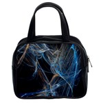 Fractal Tangled Minds Classic Handbags (2 Sides) Front