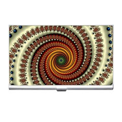 Fractal Pattern Business Card Holders by BangZart