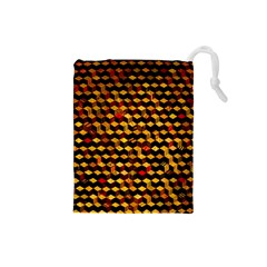 Fond 3d Drawstring Pouches (small)