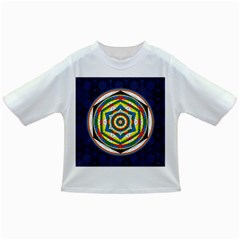 Flower Of Life Universal Mandala Infant/toddler T Shirts by BangZart