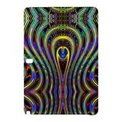 Curves Color Abstract Samsung Galaxy Tab Pro 10 1 Hardshell Case