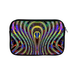 Curves Color Abstract Apple Macbook Pro 13  Zipper Case by BangZart