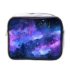 Galaxy Mini Toiletries Bags by Kathrinlegg
