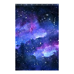 Galaxy Shower Curtain 48  X 72  (small)  by Kathrinlegg