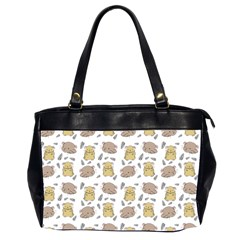 Cute Hamster Pattern Office Handbags (2 Sides)