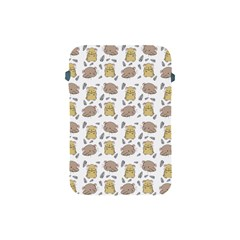 Cute Hamster Pattern Apple Ipad Mini Protective Soft Cases