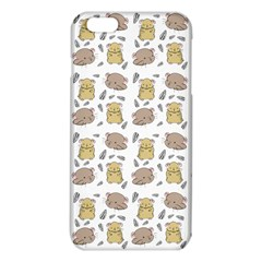 Cute Hamster Pattern Iphone 6 Plus/6s Plus Tpu Case by BangZart