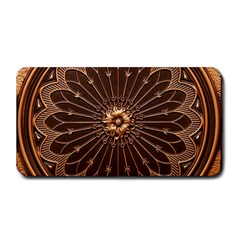 Decorative Antique Gold Medium Bar Mats by BangZart