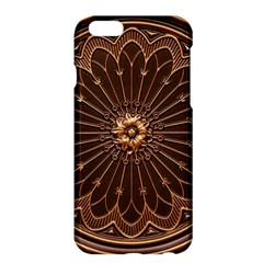 Decorative Antique Gold Apple Iphone 6 Plus/6s Plus Hardshell Case by BangZart