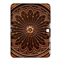 Decorative Antique Gold Samsung Galaxy Tab 4 (10 1 ) Hardshell Case