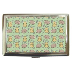 Cute Hamster Pattern Cigarette Money Cases by BangZart