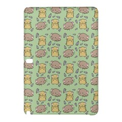 Cute Hamster Pattern Samsung Galaxy Tab Pro 12 2 Hardshell Case by BangZart