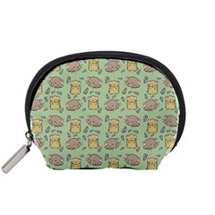 Cute Hamster Pattern Accessory Pouches (small)