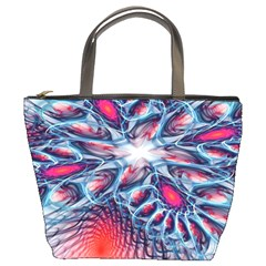 Creative Abstract Bucket Bags