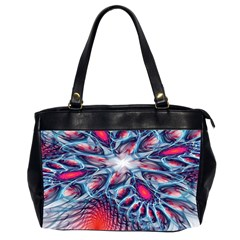 Creative Abstract Office Handbags (2 Sides)