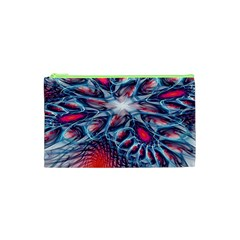 Creative Abstract Cosmetic Bag (xs) by BangZart