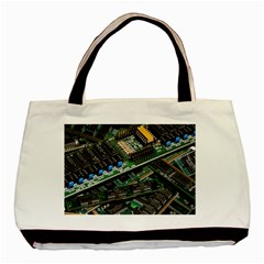 Computer Ram Tech Basic Tote Bag by BangZart