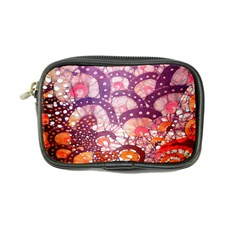 Colorful Art Traditional Batik Pattern Coin Purse by BangZart