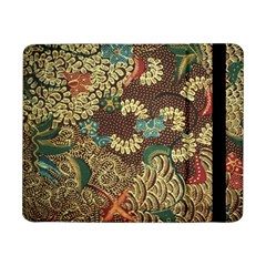 Colorful The Beautiful Of Art Indonesian Batik Pattern Samsung Galaxy Tab Pro 8 4  Flip Case by BangZart