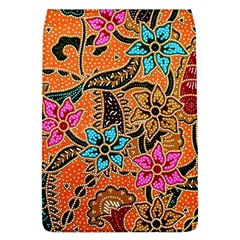 Colorful The Beautiful Of Art Indonesian Batik Pattern(1) Flap Covers (l)  by BangZart