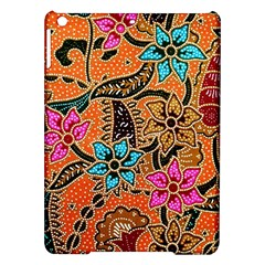 Colorful The Beautiful Of Art Indonesian Batik Pattern(1) Ipad Air Hardshell Cases